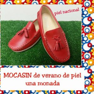 Mocasines/Bluchers