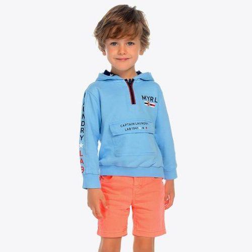 bermuda niño naranja niño